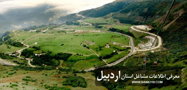 معرفی بانک اطلاعات مشاغل استان اردبیل