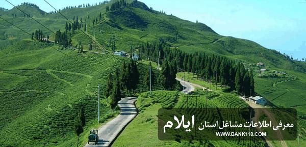 لیست بانک اطلاعات مشاغل استان ایلام