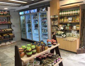 لیست فروشندگان محصولات ارگانیک تهران